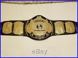 WWF Winged Eagle Championship Replica belt