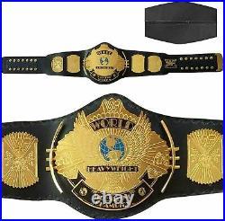 WWF Winged Eagle Championship Wrestling Replica Title Belt Adult Size WWE