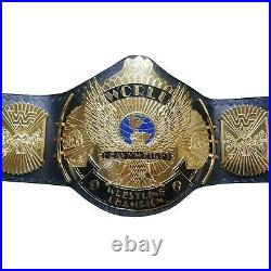 WWF Winged Eagle World Heavyweight Wrestling Championship Title Belt Adult 2mm