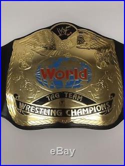 WWF World Tag Team Championship Belt WWE