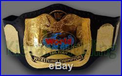 WWF World Tag Team Wrestling Championship belt WWE DEMOLITION AX SMASH tag Belt