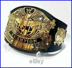 WWF World Wrestling Championship Undisputed Belt