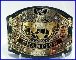 WWF World Wrestling Championship Undisputed Belt Replica Adult Size