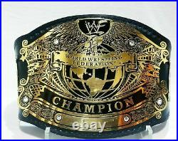 WWF World Wrestling Championship Undisputed Belt Replica Adult Size
