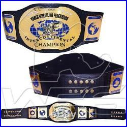 WWF World Wrestling Federation Intercontinental Championship Replica belt 2mm
