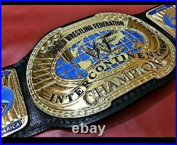 WWF World Wrestling Federation Intercontinental Championship Replica belt wwe
