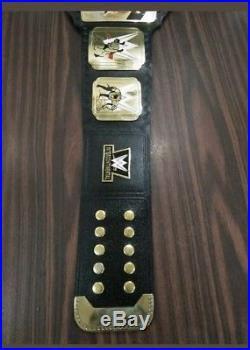 WWe Intercontinental championship replica belt metal plates adult size