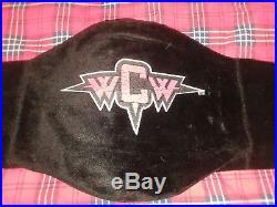Wcw United States Championship Replica Wrestling Belt Wwe Wwf Roh Tna