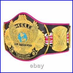 Winged Eagle Bret Hart Signature Series Wrestling Championship Belt Replica