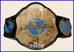 World Heavyweight Championship Wrestling Title Belt, Small Globe WWE TNA ROH PWG