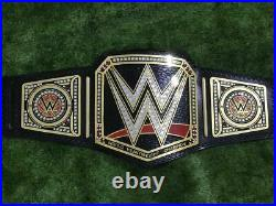 World Heavyweight wrestling championship belt replica 2MM Brass