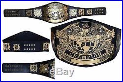 World Wrestling Entertainment Undisputed Championship Replica Title Belt WWE 2mm