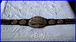World's Greatest Dad Championship Belt WWE WCW TNA BRAND NEW! REAL METAL BELT