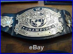 Wwe Adult Undisputed Championship Belt (2002)