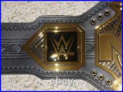Wwe Authentic Nxt World Championship Metal Adult Replica Wrestling Title Belt