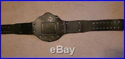 Wwe Autographed World Heavyweight Championship Belt Adult Replica