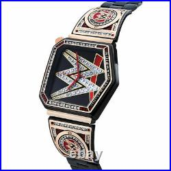 Wwe Championship Belt Title Collectors Watch New