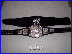 Wwe Championship John Cena Spinner Version Metal Adult Size Replica Title Belt