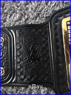 Wwe Championship Replica Belt Releatherd By Paul Martin Uk Rare