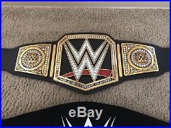 Wwe Championship Replica Title Belt