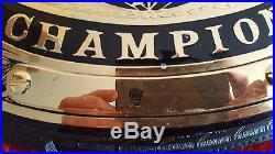 Wwe Championship belt replica (Smackdown 2002-2005) Adult