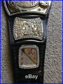Wwe Championship spinner Belt Replica Youth/adult Belt