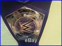 Wwe Cruiser Weight Championship Belt Adult Size Replica