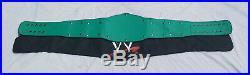 Wwe European Championship Replica Wrestling Belt Wwf Wcw Tna Aew