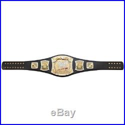 Wwe Heavyweight Spinner Championship Adult Size Metal Replica Belt With Case