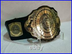 Wwe Intercontinental Championship Replica Belt 2mm Brass Adult Size Free Ship