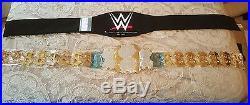 Wwe Million Dollar Championship Replica Title Belt. Complete! Never Detached