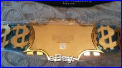 Wwe Million Dollar Championship Replica Title Belt. Complete! Never Detached