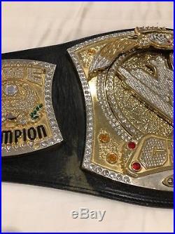Wwe Monday Night Raw John Cena Spinner Championship Adult Size Belt