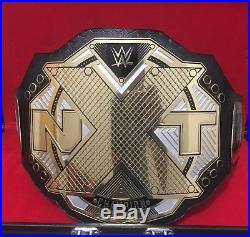 Wwe Nxt Championship Belt Replica Adult Size With Box