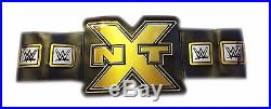 Wwe Nxt Finn Balor Hand Signed Plastic Nxt Championship Belt With Pic Proof 2