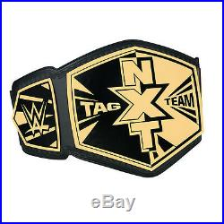 Wwe Nxt Tag Team Championship Adult Size Replica Belt With Case