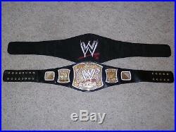 Wwe Raw Championship John Cena Spinning Spinner Version Metal Adult Replica Belt