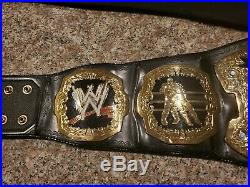 Wwe Raw Tag Team Championship Title Belt Adult Replica With Bag