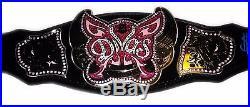 Wwe Sasha Banks Hand Signed Divas Womens Championship Belt With Proof