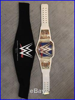Wwe Smack Down Women's Championship Replica Belt