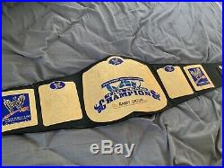 Wwe Smackdown Tag Team Replica Championship Wrestling Belt
