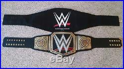Wwe Smackdown World Heavyweight Championship Metal Adult Size Replica Title Belt