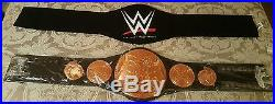 Wwe Tag Team Championship Commemorative Title Belt 2014. Carrying Bag Included