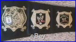 Wwe Undisputed Championship Large Version 2 Metal Adult Size Replica Title Belt