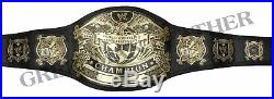 Wwe Undisputed Version 2 Championship Replica Belt In Thick Brass Plates