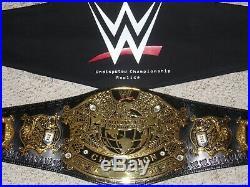 Wwe Undisputed World Championship 2002-2005 Metal Adult Size Replica Title Belt