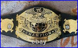 Wwe Undisputed World Heavyweight Championship Wrestling Replica Belt