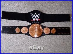 Wwe Unified World Tag Team Championship Official Metal Adult Replica Title Belt