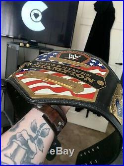 Wwe United States Adult Size Replica Championship Title Belt