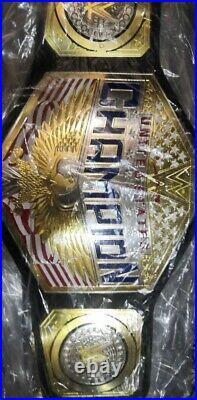Wwe United States Championship 2mm Belt Replica 2020 Edition